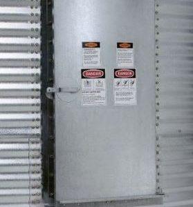 Wide Corrugated Bins