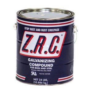 Z.R.C Galvanizing Paint