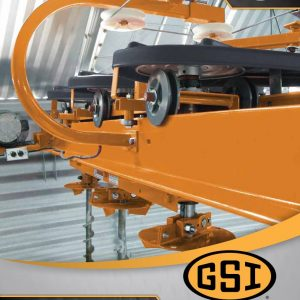 DMC/GSI Stirrators
